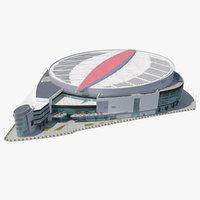 Multi-Purpose Arena