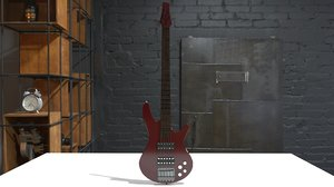 bass 3D
