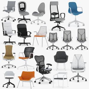 17 office 3D