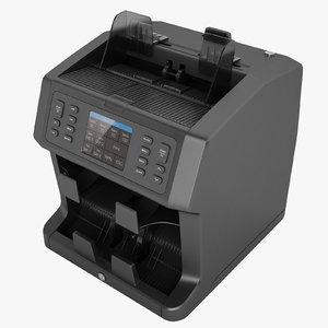 3D model safescan 2985-sx mixed