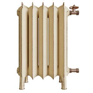 retro radiator 3D