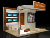 Booth Exhibition Stand 1