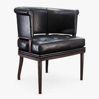 Soane - Simplified Quiver Klismos Chair