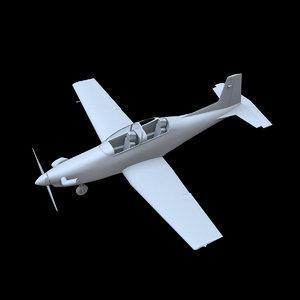 3D pilatus pc-9
