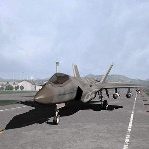 f35 lightning jet model