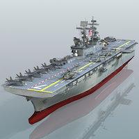 USS Tripoli LHA 7