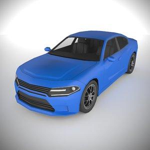 3D polycar n66 lp1 cars