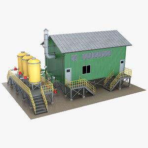 industrial element 7 3D model