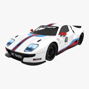 ligier js2 r mt 3D model