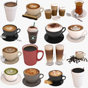 coffee cups 3ds