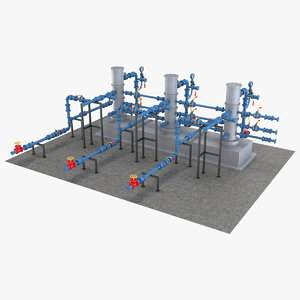 3D piping 1