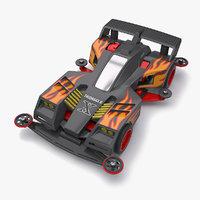 Tridagger X Super-I Chassis