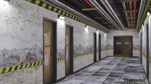corridor model