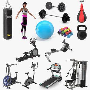 3D gym 4