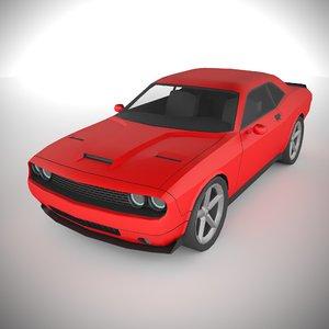 polycar n67 lp1 cars 3D model