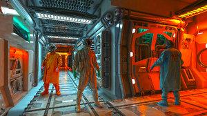 sf sci corridor max