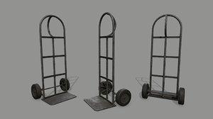 trolley 3D model