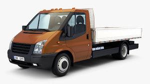 3D generic truck mini-duty v