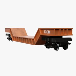 heavy duty platform cargo model