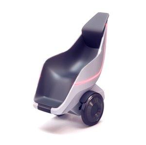 3D pod concept vehicle