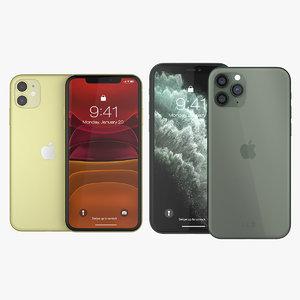apple iphone 11 pro model
