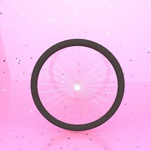 cycle tire 3D