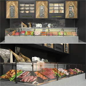 products meat 3D