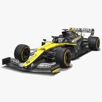 Renault F1 R.S.20 Formula 1 Season 2020