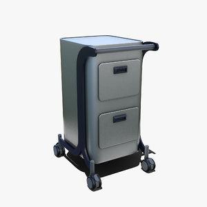 hospital cart model