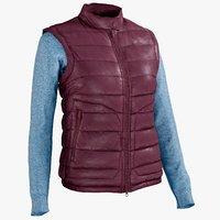 Womne's Vest Pullover 1