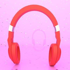 3D wireless headphones