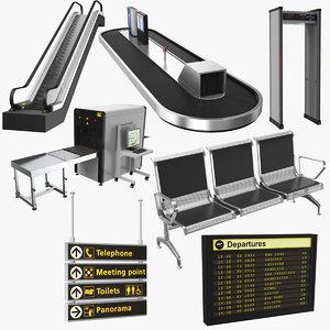 real airports 3D