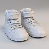 Cartoon Basketball Shoes