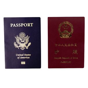 3D passport united states