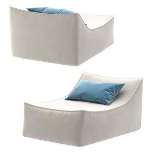 3D chair ibiza lounge