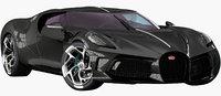 Bugatti La Voiture Noire 2020 (Opening Doors)