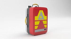 pax emergency backpacks model