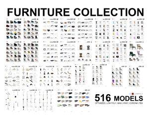 516 gaming vr model