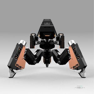 3D robot tribot 111f