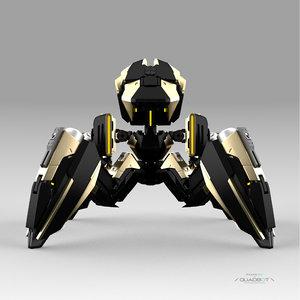 3D robot 211f