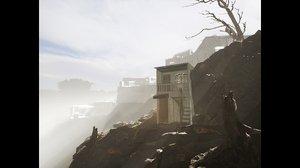 3D house favela model