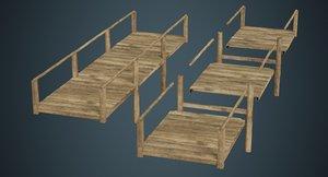 plank bridge 2a 3D
