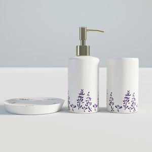bathroom set bath model