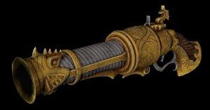 pistol drackfire model