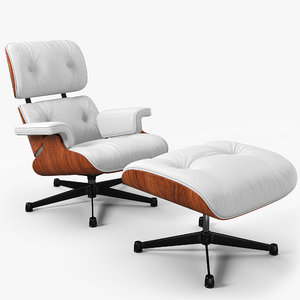 3D chair 1956 eames