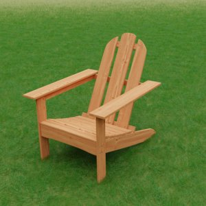adirondack chair model