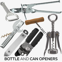 Bottle and Can Openers