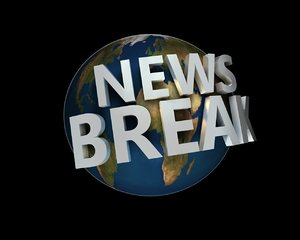 earth newsbreak news 3D model