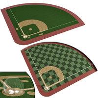Baseball Field / Baseball Stadium
