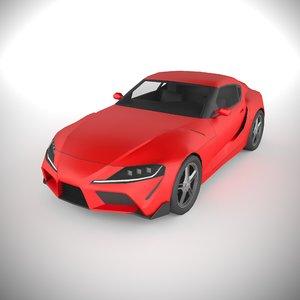 polycar n70 lp1 cars 3D